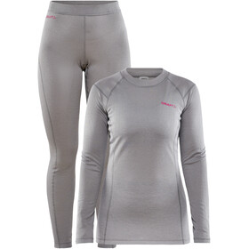 Craft Core Warm Baselayer Set Dames, monument
